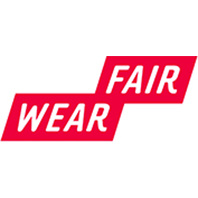 Almost all the garments we supply are Fair Wear certifiied