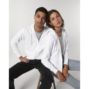 Connector Unisex Zip-thru Hoodie Thumbnail