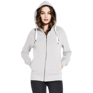 EarthPositive Zip Up Hoodie Thumbnail